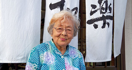 Retirement? No thanks. In 'graying' Japan, these women are just getting started