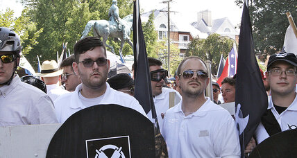 Will Charlottesville mark a tipping point for the United States?