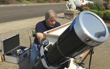 NASA mobilizes citizen-scientists to capture total eclipse