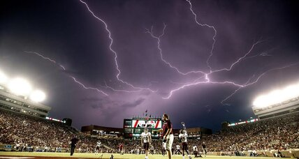 Lightning injuries dwindle with more time spent indoors, safety education