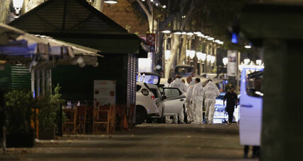 ISIS claims credit for Barcelona van attack
