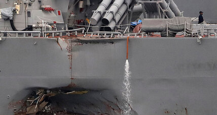 Latest accident in the US Pacific fleet prompts broader investigation