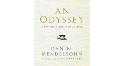'An Odyssey' is a father-son journey with Homer as guide