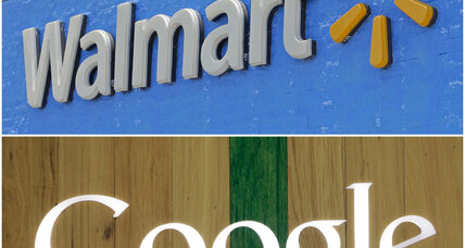 Wal-Mart joins with Google to deliver voice-enabled shopping