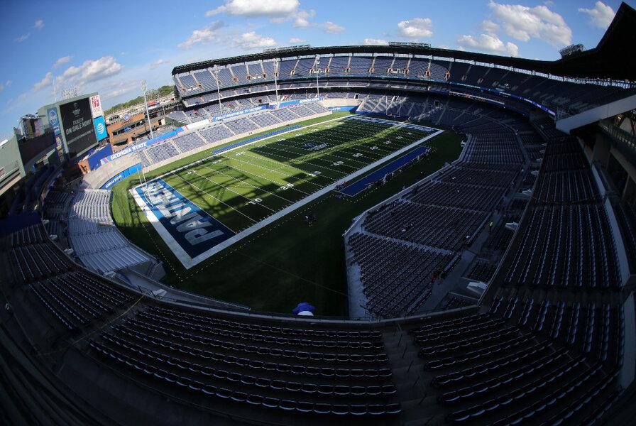 dont call it a comeback georgia states new stadium