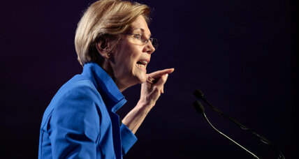 On MLK's 'I have a dream' anniversary, Warren emphasizes the intersection of race and economics