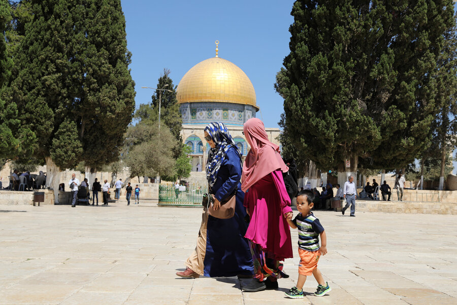 Radical Islam, Israel and Agitprop