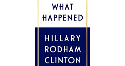Hillary Clinton to kick off book tour for 'What Happened'
