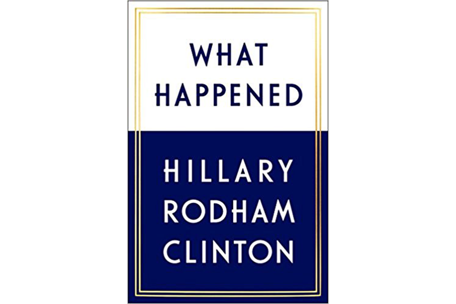 hillary clinton to kick off book tour for what happened