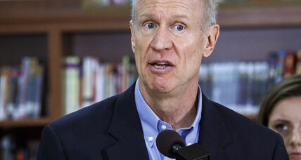Illinois governor to sign sweeping school funding overhaul