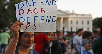 DACA decision highlights the allure – and pitfalls – of executive authority