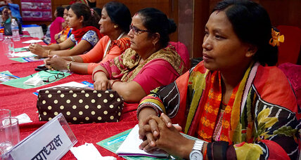 Quotas bring wave of Nepalese women into office. What they need next.