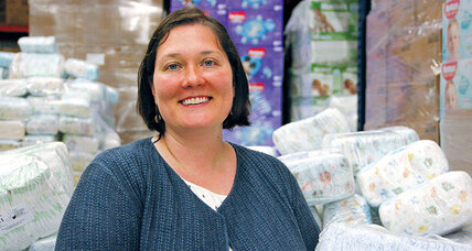 The story behind DC Diaper Bank, a resource for parents