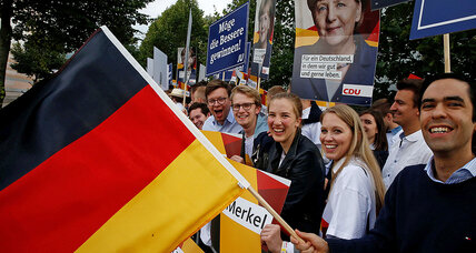 In anti-establishment era, German youth opt for status quo: Angela Merkel