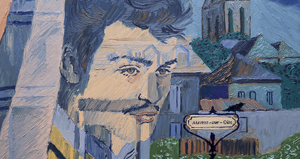 'Loving Vincent' prompts respect for the effort that went into hand-painted film, if not the result