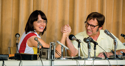 'Battle of the Sexes' is a barely muted rallying cry for our time