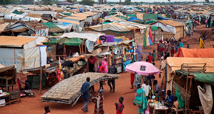Canvas cities: Does the world need a new model for refugee camps?