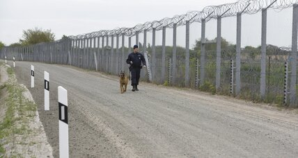 Hungary requests EU funding for border fence