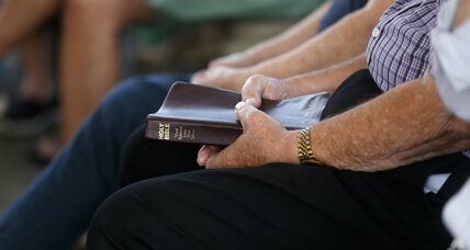 Demographic tables turn as white Christians now minority in US