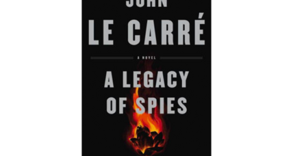 'A Legacy of Spies' reminds readers why they have loved John le Carré so well and so long