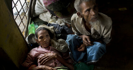 Bangladesh hurriedly prepares to take in more Rohingya refugees