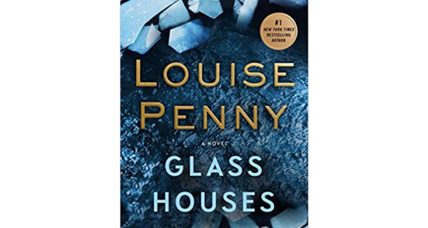 'Glass Houses' is yet another excellent Louise Penny mystery