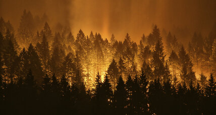 Wildfires threaten much of US West despite a wet winter