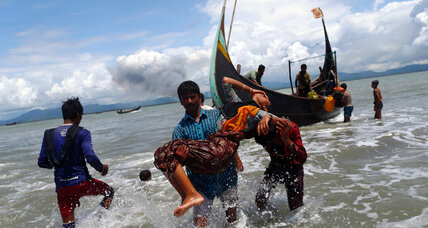 UNHRC describes Rohingya crises as 'textbook example of ethnic cleansing'