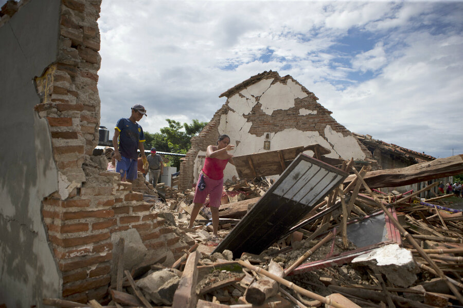 relief efforts begin for 2 5 million affected by mexico s earthquake