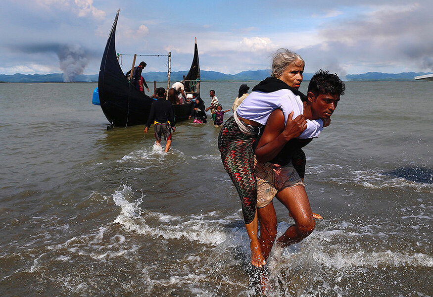 Who Are The Rohingya What You Should Know About Myanmars Deepening Crisis