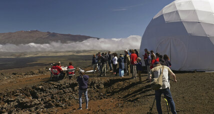 Mars simulation ends after eight months of isolation