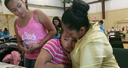 Fear of being deported turns immigrant hurricane victims to churches for help