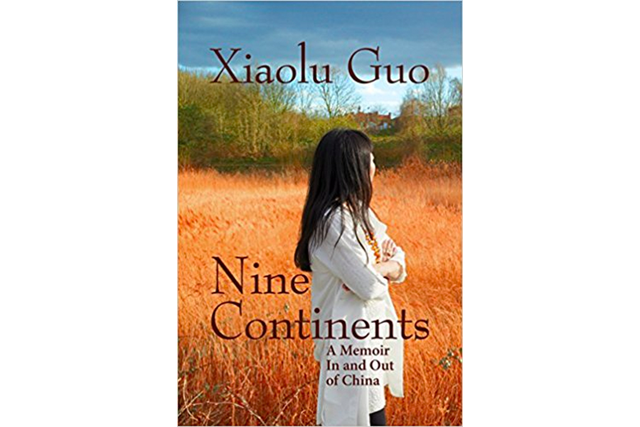'Nine Continents' is Chinese author Xiaolu Guo's resonant memoir about leaving her past