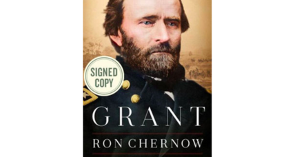 'Grant' vigorously portrays its subject as a great military leader, champion of rights, honest man
