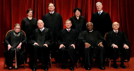 Why the Supreme Court is rarely in the dock