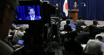 Prime Minister Abe to hold snap election, hopes to pursue North Korean agenda