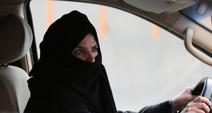 Saudi Arabia hands women the keys