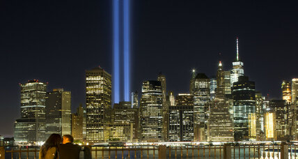 Annual 9/11 commemoration service set for Ground Zero memorial plaza