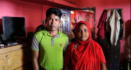 Bangladesh opens doors – and hearts – to fleeing Rohingya
