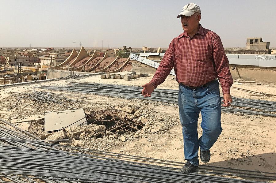 Can Christians rebuild their own homeland in Iraqi Kurdistan