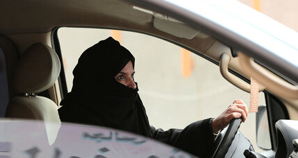 What drove Saudi Arabia to lift driving ban? It's not all about women.