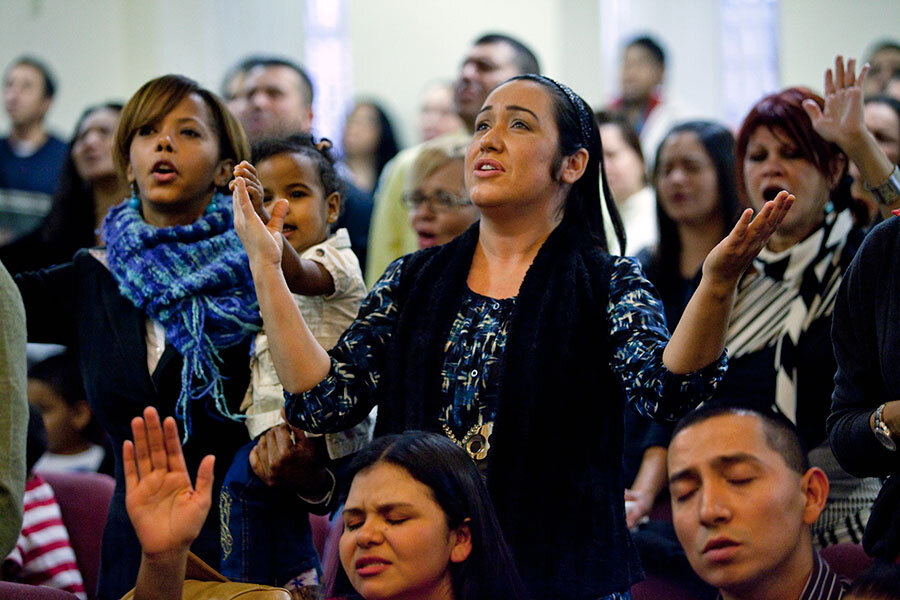Amid Evangelical decline, growing split between young Christians and church elders