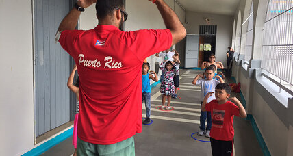 Puerto Rico's children: a focus of concern ... and source of inspiration