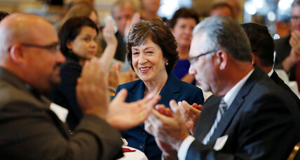 Maine's Susan Collins: Duty, bipartisan outlook drove decision to stay in Senate