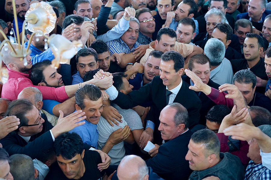After brutal Syrian war, how ready is region to do business with Assad?