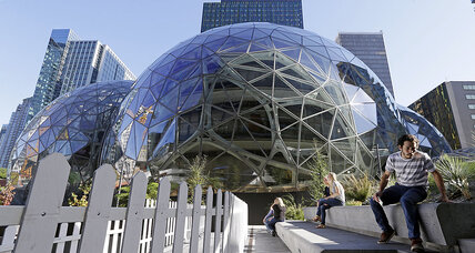 Amazon's 50,000 new jobs? Why some cities don't play tax-break game.