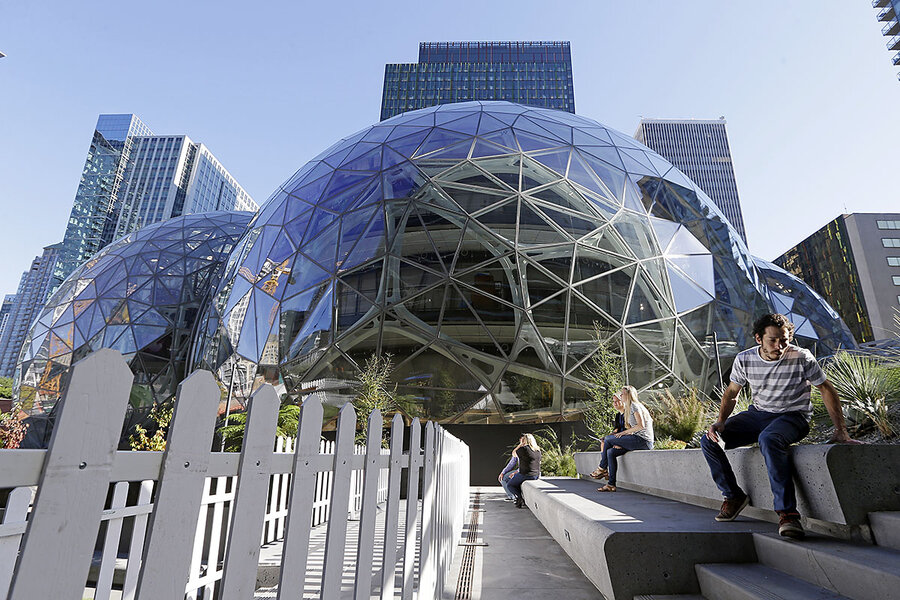 Amazon S 50 000 New Jobs Why Some Cities Don T Play Tax