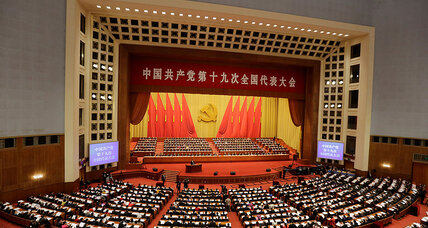 Xi proclaims party 'leader of all' in renewed vision for China and beyond