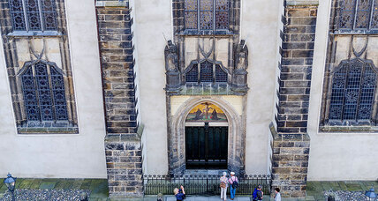 On Reformation's 500th anniversary, a German town buzzes with 'Luther mania'