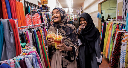 Meanwhile... political and economic gains of Minneapolis's Somali immigrant community have turned city into a global model